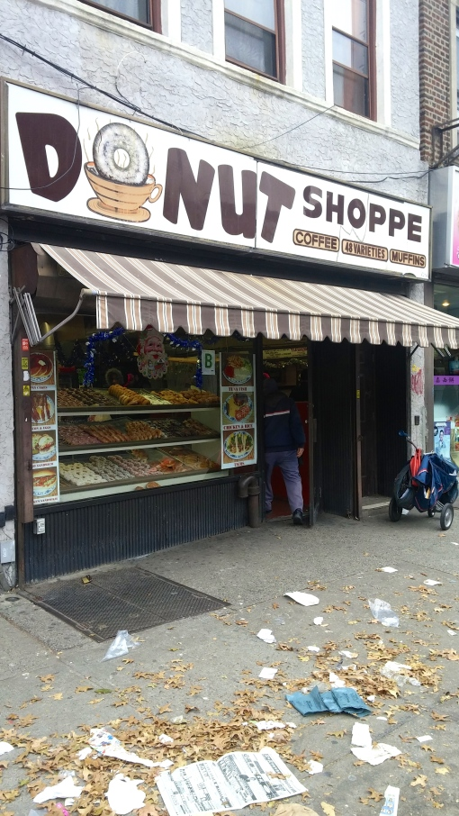 Shaikh's Donut Shoppe. Best I had in NYC