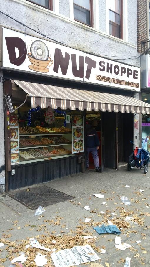 Shaikh's Donut Shoppe. Best I had in NYC
