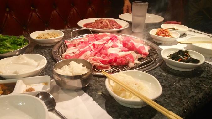 LA Korean BBQ