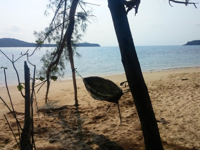 My home for the last week, Koh Ta Kiev