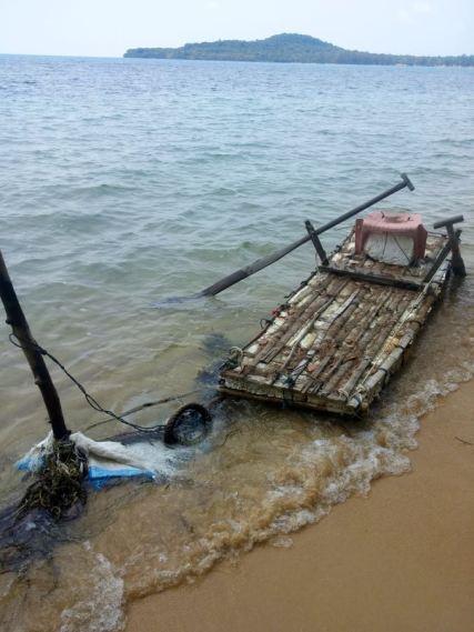 Raft, check. Wilson?