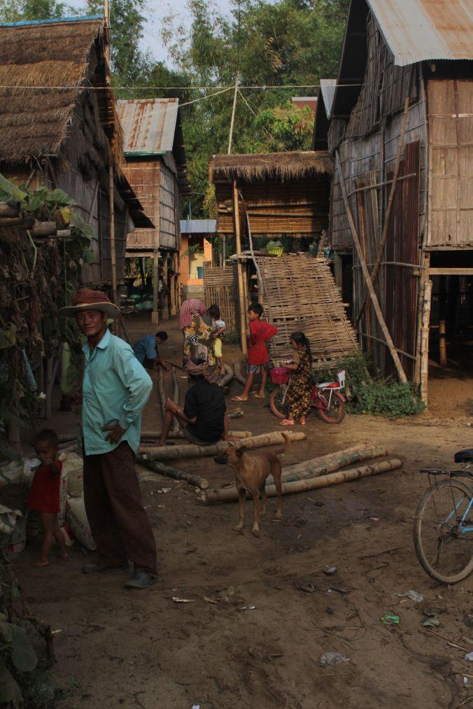 Village folk