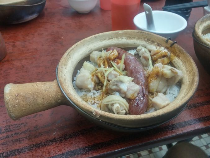 Pot Rice - so good.