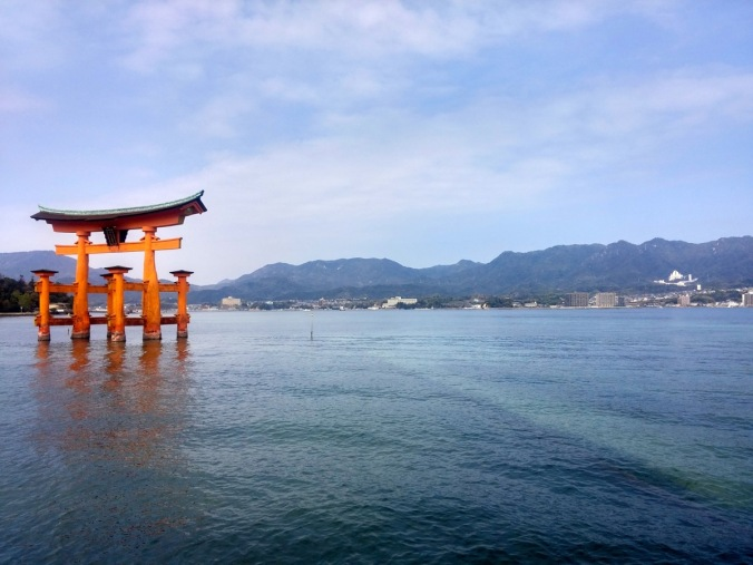 Floating Tori, Miyajima.
