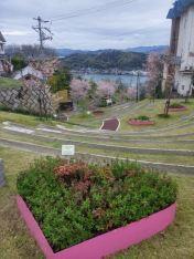Love Park at Senkoji, Onomichi.