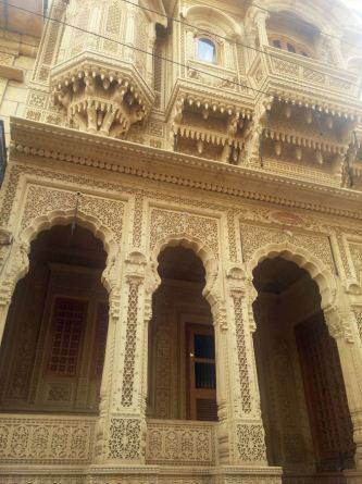Beautiful Haveli.