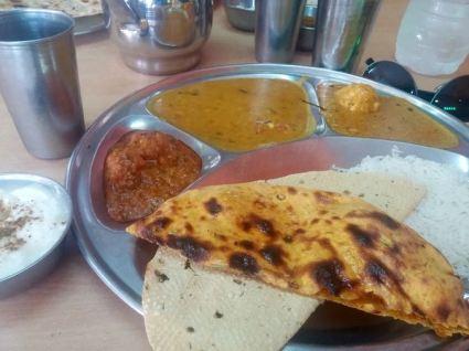 Thali, Jaipur.