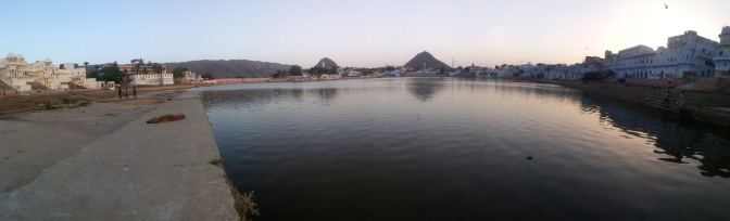 Pushkar, Rajasthan.