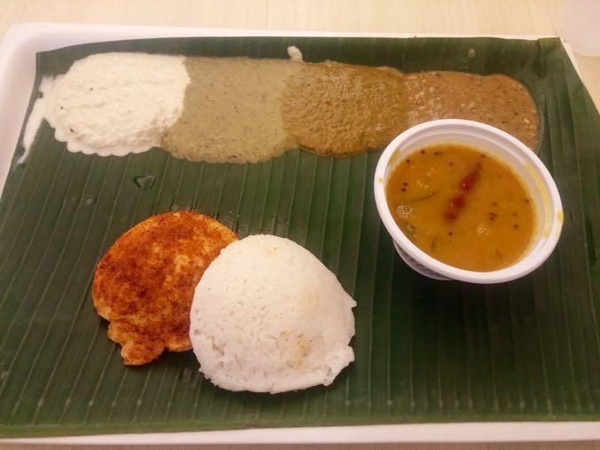 Murugan's, Little India.