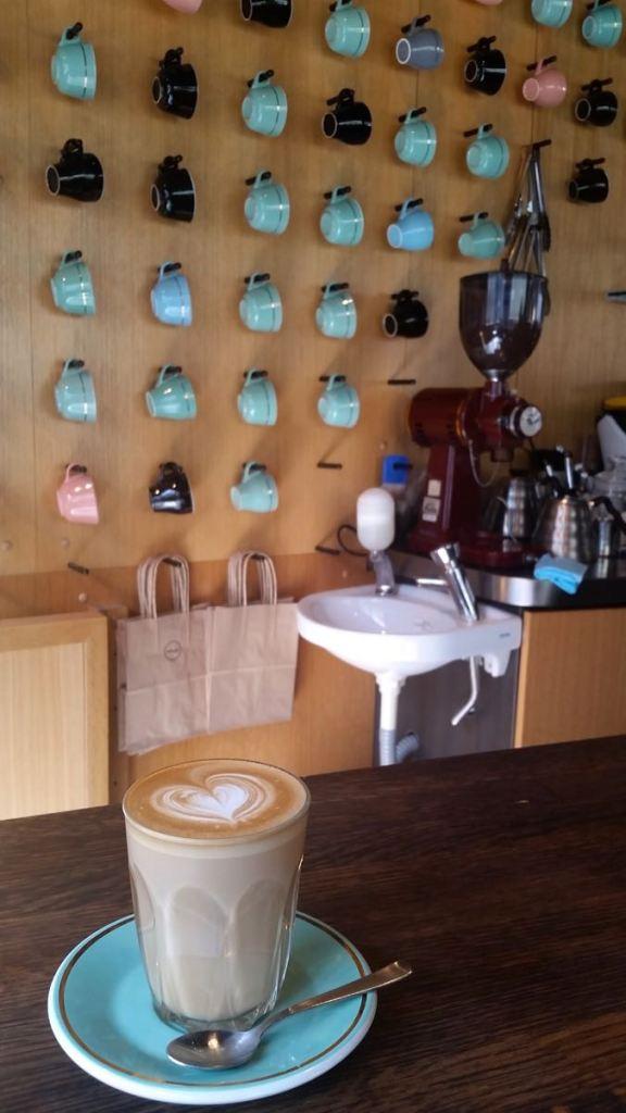 Mojo coffee, a taste of Wellington in Tokyo.