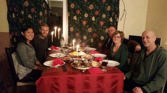 Indina Banquet!